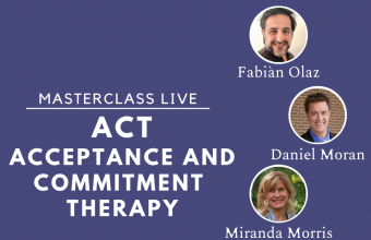 Masterclass | ACT: Acceptance and Commitment Therapy